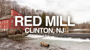 clinton house nj photography location the red mill museum in clinton nj drone