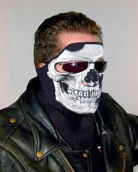 Cool Mask Wicked Wear Skull X Tremely Cool Weather Mask 130 026 J U0026p Cycles