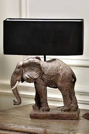 Elephant Table Lamp Giftcraft Inc Elephant Table Lamp From Canada By A Passion For