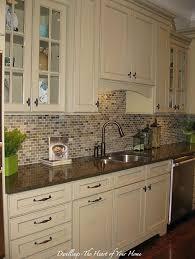 Nice Slate Kitchen Backsplash On by Backsplash Love This Could Still Keep Cabinets Just Add Furniture