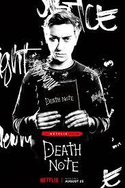 death note new death note poster has things looking dark exclusive nerdist