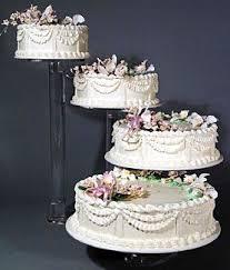 4 tier cake stand 17 best cake cupcakes stands images on tiered cake