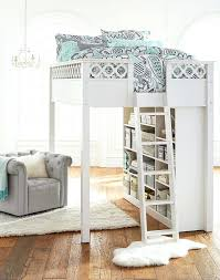 stunning pbteen loft bed loft bed pbteen beadboard bunk bed