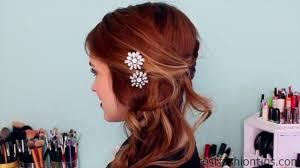 sparkly hair easy diy sparkly statement hair accessories latestfashiontips