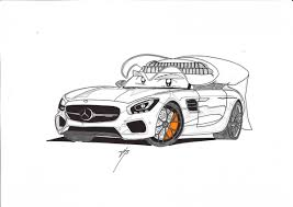 sports cars drawings cars with character u0026 craft u2013 fact magazine