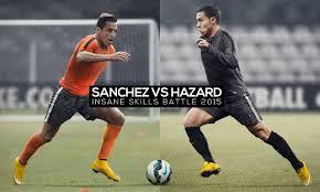 alexis sanchez vs qpr alexis sanchez vs eden hazard insane skills battle 2015 hd http