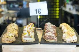 cuisine pays basque mixtes tapas espagnoles cuisine pays basque photographie