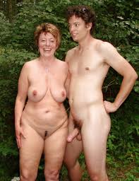 mom son erection nude|
