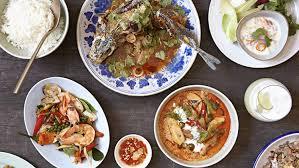 half price restaurant get half price thai food from som saa s new restaurant in