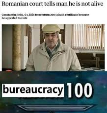 Next Meme - bureaucracy 100 meme xyz