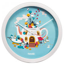 i am a teapot wall clock best wall u0026 door decor online 509628