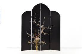 japanese room divider japanese hand painted wood room divider surripui net