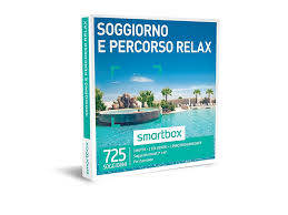 soggiorni termali cofanetto regalo soggiorno e percorso relax smartbox