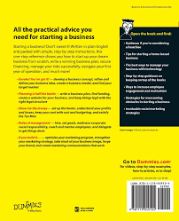 amazon com starting a business all in one for dummies