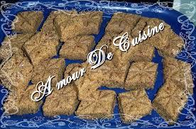 la cuisine de soulef rfiss ou gateaux de semoule grillee a la pate de dattes la