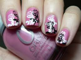 nail art floral nail design beautiful design nail art beautiful