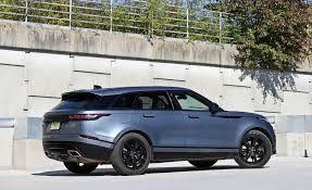 velar land rover interior 2018 range rover velar in depth model review car and driver