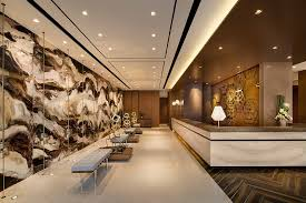 Luxury Lobby Design - yitel hotel interior u2013 logon