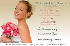 wedding makeup packages services dermagem makeup artistry