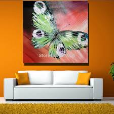 Painting Home Decor by Online Get Cheap Abstract Butterfly Pictures Aliexpress Com