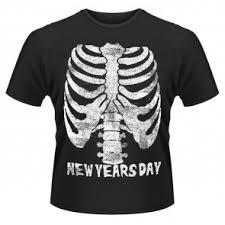 new years t shirt new years day t shirts new years day merchandise eyesore merch