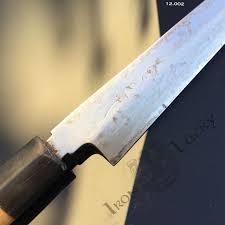 old kitchen knives old japanese kitchen knife vintage hocho janagi restaurant chef