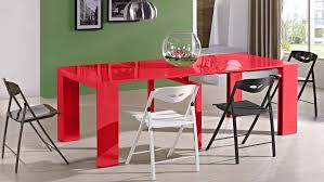 Chair Red Barrel Studio Bartons Bluff Extendable Dining Table - Red kitchen table and chairs