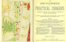 j de cuisine the foods of encyclopedia of practical cookery 1891