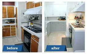 Paint Sprayer For Cabinet Doors Diy Kitchen Cabinet Doors Refacing With Glass Cheap Update Dime