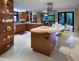 plan de cuisine moderne avec ilot central plan cuisine en l avec ilot salle de bain maison moderne 4