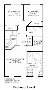 ravenscliff at media townhomes the fulton home design