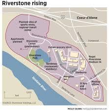 A Place Cda Riverstone Development In Coeur D Alene Hitting Stride The