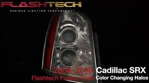 2004 cadillac srx headlight assembly cadillac srx v 3 fusion color change led halo headlight kit 2004