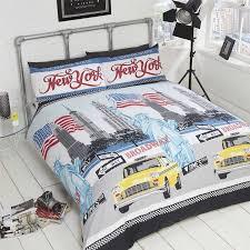 catherine lansfield las vegas usa duvet cover bedding set cushion
