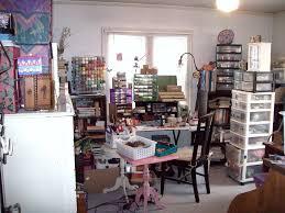 small space art studio home