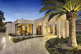 large luxury homes access into large luxurious modern mansion melbourne wearing house