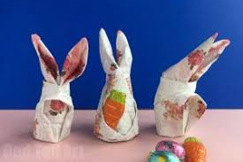 Easter Decorations To Knit by 20 Cute Bunny Crafts For Kids Red Ted Art U0027s Blog