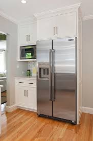 Kitchen Island With Microwave Fridge Cabinet Kitchen Fridge Cabinet Kitchen Fridge Cabinet