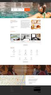 hotels site template