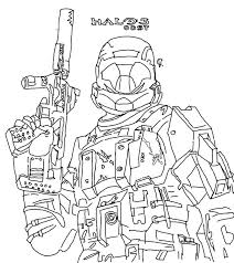 master chief coloring pages free printable halo coloring pages for