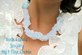 edible candy jewelry how to make edible rock candy jewelry cakespy