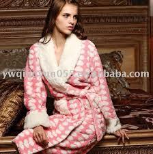 robe de chambre moderne femme robe de chambre femme polaire regence robes élégantes pour 2018