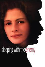 my husband and i bowth sleep in hair curlers sleeping with the enemy movie review 1991 roger ebert