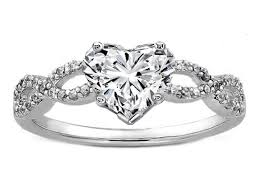 infinity engagement rings engagement ring shape infinity engagement ring in