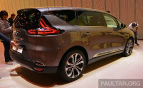 paris 2014 new renault espace snapped before unveil image 277236