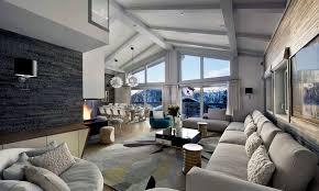 chalet designs chalet pow pow courchevel interior design