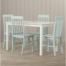 dining room table white white kitchen dining room sets you ll love wayfair