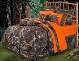 Orange Camo Bed Set Orange Camo Bedding Sets Home Designs Insight Finding Best
