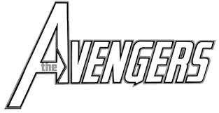 coloring pages of the avengers image avengers logo jpg marvel database fandom powered by wikia