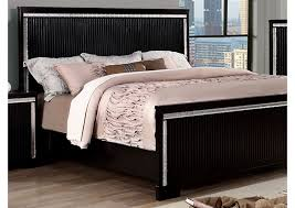 Black Panel Bed Furniture Store In Las Vegas Discount Mattress Store In Las